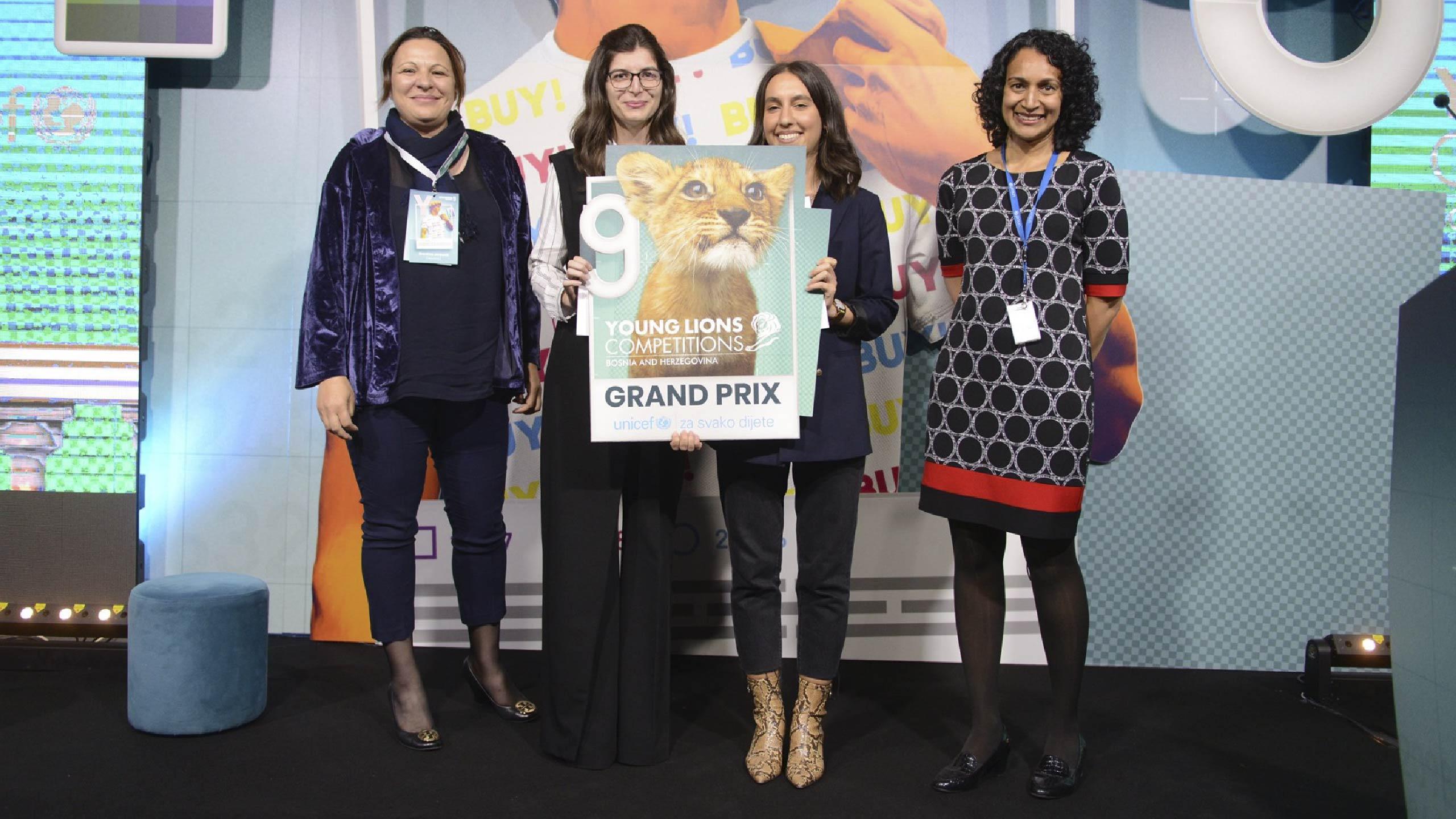 YOUNG LIONS BIH | Agencija AQUARIUS | Banja Luka