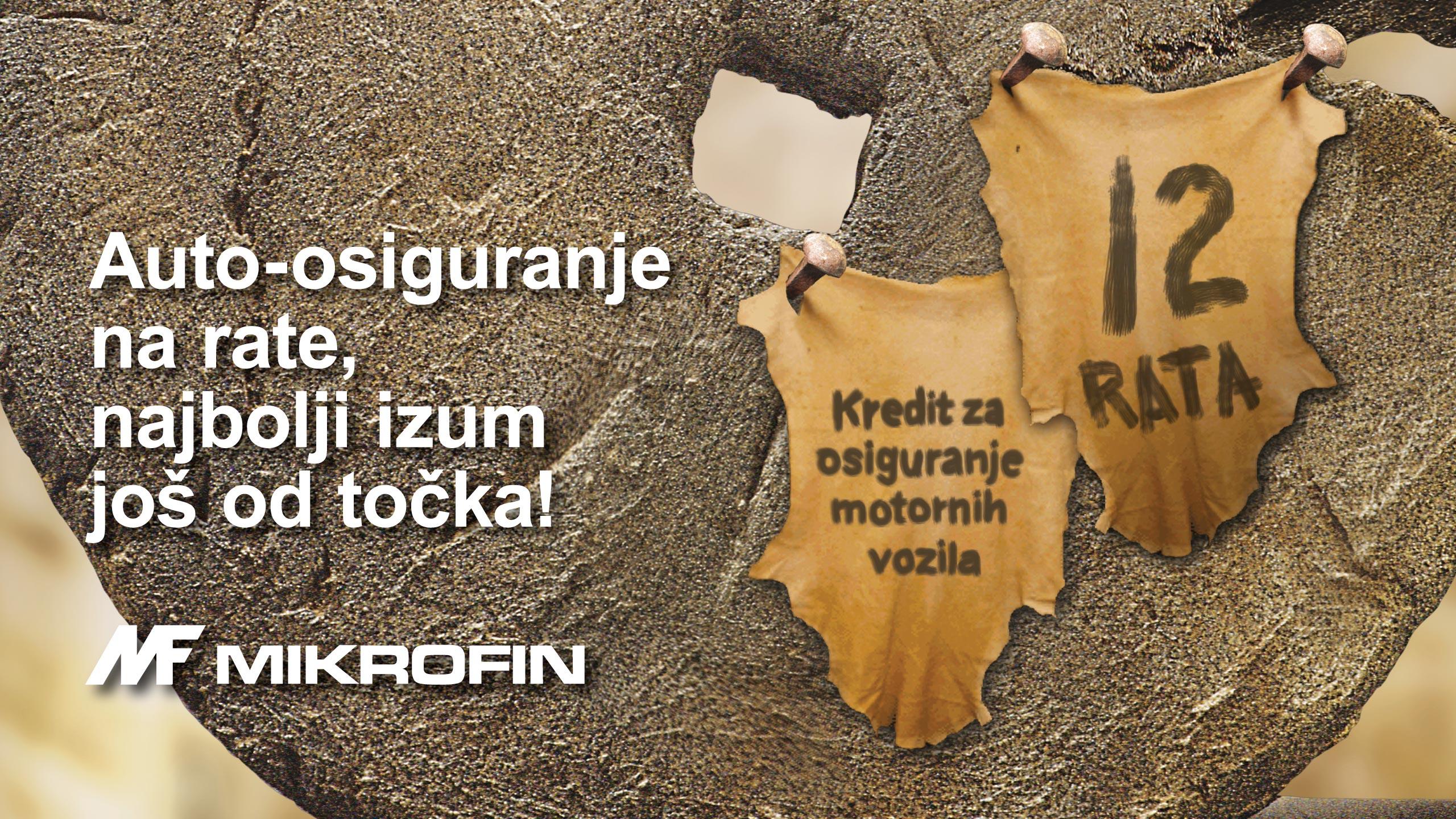 Mikrofin osiguranje  | Agencija AQUARIUS | Banja Luka