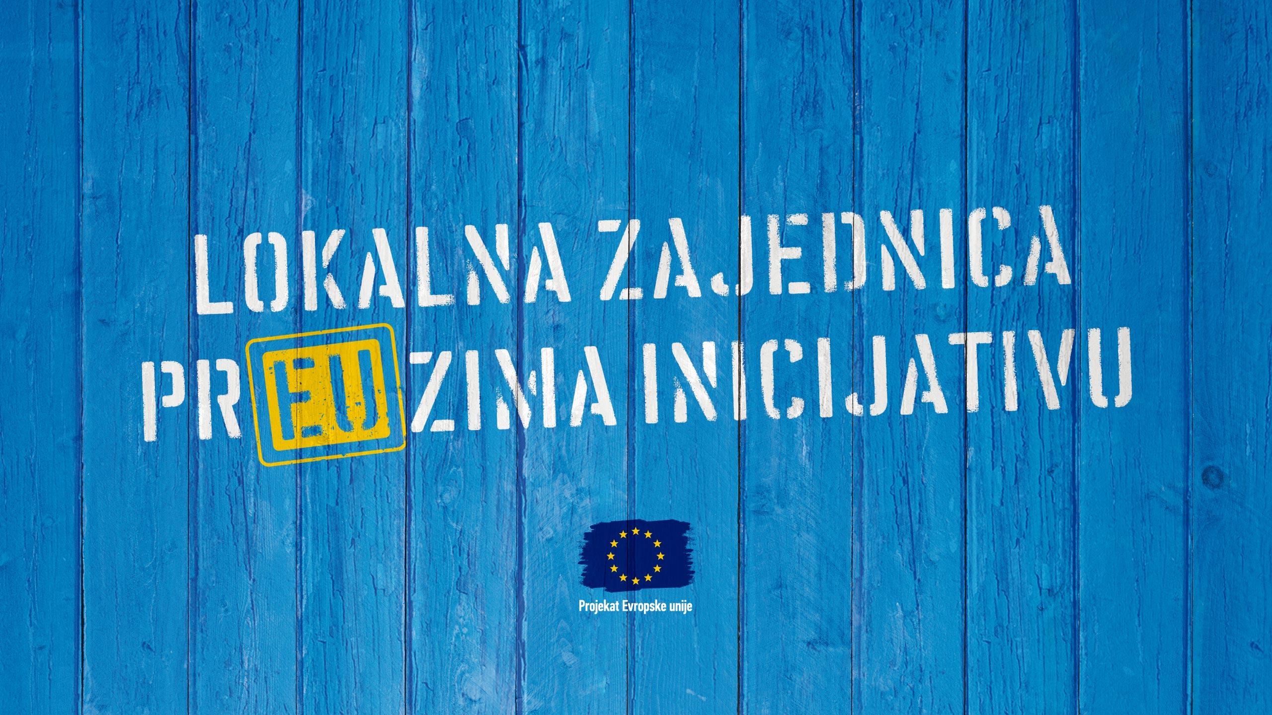 Lokalna zajednica prEUzima inicijativu | Agencija AQUARIUS | Banja Luka