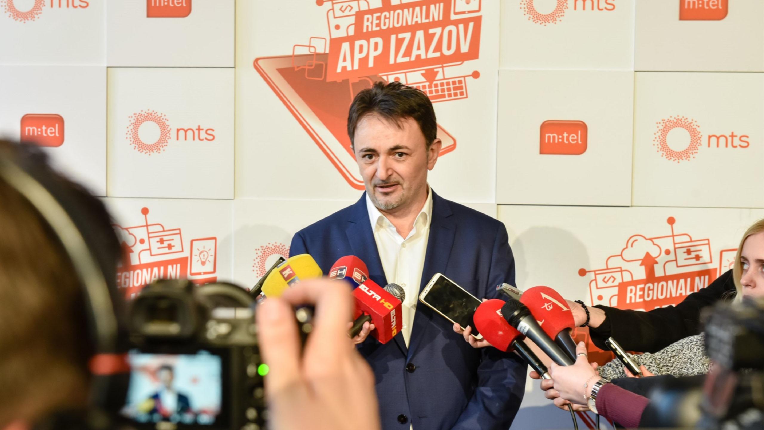 Regionalni App izazov 2020
